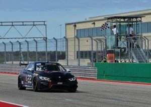 #22 TA3 BMW M4 GT4 driven by Marko Radisic of Precision Driving