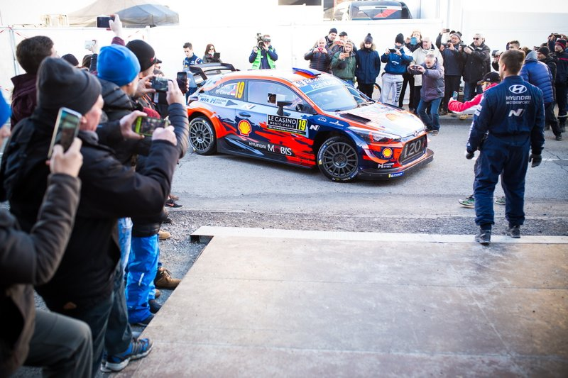 Себастьен Лёб и Даниэль Элена, Hyundai i20 Coupe WRC