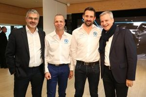 Dieter Gass, Andreas Baenziger, Florian Kamelger, Jens Marquardt