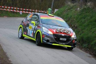 Guillaume Girolamo, Benjamin Betrisey, Peugeot 208, D-Max Swiss