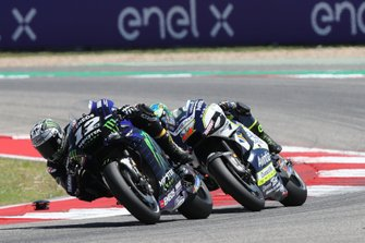 Maverick Vinales, Yamaha Factory Racing, Karel Abraham, Avintia Racing