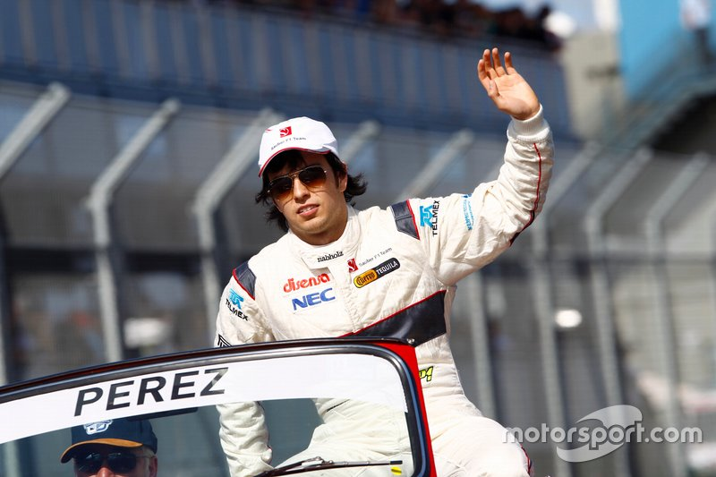 #14 Sergio Pérez, Sauber