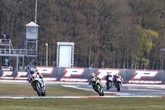 Markus Reiterberger, BMW Motorrad WorldSBK Team, Jonathan Rea, Kawasaki Racing