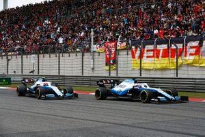 George Russell, Williams Racing FW42 voor Robert Kubica, Williams FW42