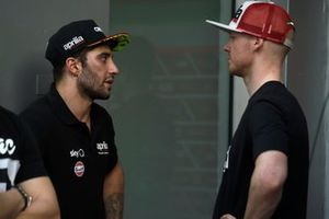 Bradley Smith, Aprilia Racing Team Gresini, Andrea Iannone, Aprilia Racing Team Gresini