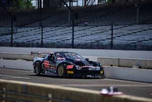 #88 TA Chevrolet Corvette driven by Tim Adolphson