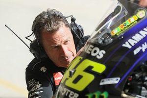 Valentino Rossi, Yamaha Factory Racing monteur