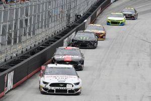 Brad Keselowski, Team Penske, Ford Discount Tire, Clint Bowyer, Stewart-Haas Racing, Ford Mustang Haas Automation