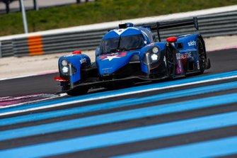 #9 Realteam Racing Norma M 30 Nissan: Esteban Garcia, David Droux