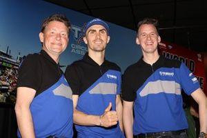 Loris Baz, Kervin Bos, Ronald Ten Kate, Ten Kate Racing