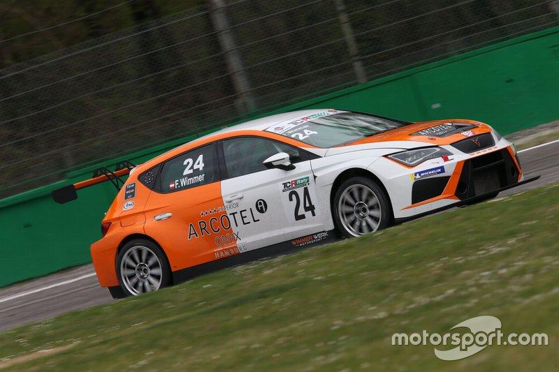 Felix Wimmer, Wimmer Werk Motorsport, Cupra DSG