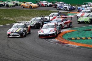 Patrick Kujala, Bonaldi Motorsport e Simone Iaquinta, Ghinzani Arco Motorsport