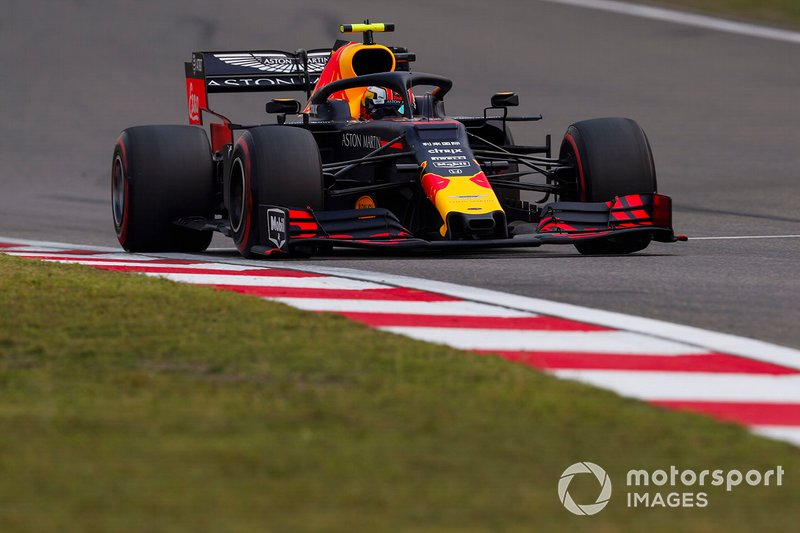 П'єр Гаслі, Red Bull RB15 Honda