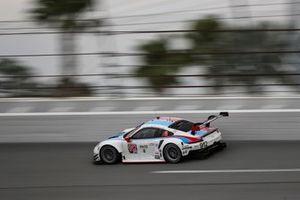 Матье Жамине, Эрл Бамбер, Лоренс Вантхор, Porsche GT Team, Porsche 911 RSR (№912)