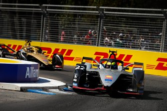 Oliver Rowland, Nissan e.Dams, Nissan IMO1 Andre Lotterer, DS TECHEETAH, DS E-Tense FE19