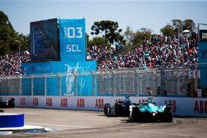 Gary Paffett, HWA Racelab, VFE-05 Oliver Turvey, NIO Formula E Team, NIO Sport 004
