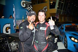 Brian Fowler & Bruno Junqueira of Ginetta USA