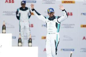 Ahmed Bin Khanen, Saudi Racing, sul podio
