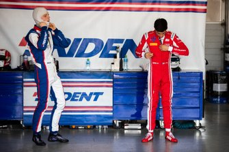Ralph Boschung, TRIDENT and Giuliano Alesi, TRIDENT