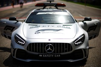Safety Car on the Grid