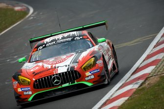#24 GetSpeed Performance Mercedes-AMG GT3: Fabian Vettel, Philip Ellis, Indy Dontje, Christopher Brück