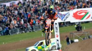 Tony Cairoli, Red Bull KTM