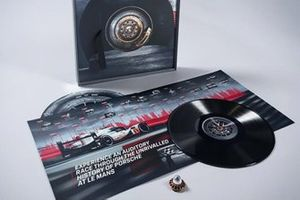 The 24 Hours Of Le Mans Porsche Vinyl