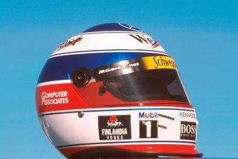 Olivier Panis, 2000 Helmet