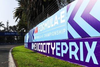 FIA ABB Formula-E Mexico City ePrix