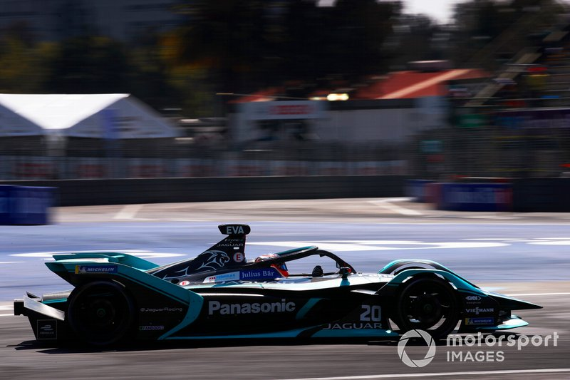 Mitch Evans , Panasonic Jaguar Racing, Jaguar I-Type 3