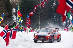 Себастьен Лёб и Даниэль Элена, Hyundai Shell Mobis WRT, Hyundai i20 Coupe WRC