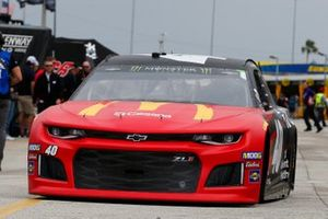 Jamie McMurray, Spire Motorsports, Chevrolet Camaro McDonalds/Cessna/Bass Pro Shops