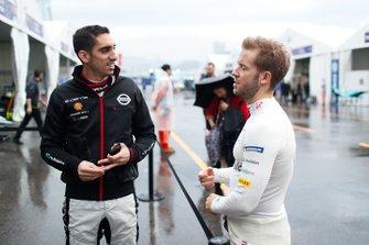 Sébastien Buemi, Nissan e.Dams, Sam Bird, Envision Virgin Racing