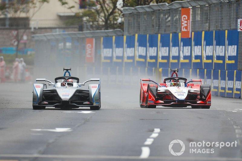 Edoardo Mortara, Venturi Formula E, Venturi VFE05 Pascal Wehrlein, Mahindra Racing, M5 Electro