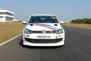 Volkswagen Polo R Cup car
