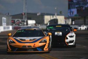 Jarett Andretti, Andretti Autosport McLaren 570S GT4