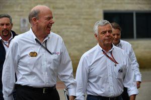 Derek Warwick, Commissaire de course de la FIA