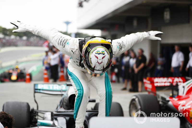 72 - GP do Brasil 2018, Mercedes