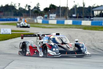 Kyle Kirkwood, Roman De Angelis, ANSA Motorsports Ligier JS P3