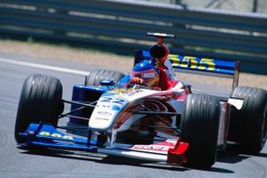 Jacques Villeneuve, BAR 01