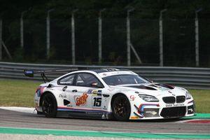 #15 BMW M6-GT3, BMW Team Italia: Comandini-Koebolt