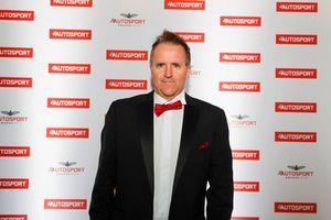 Eric Gilbert, fundador de Motorsport.com