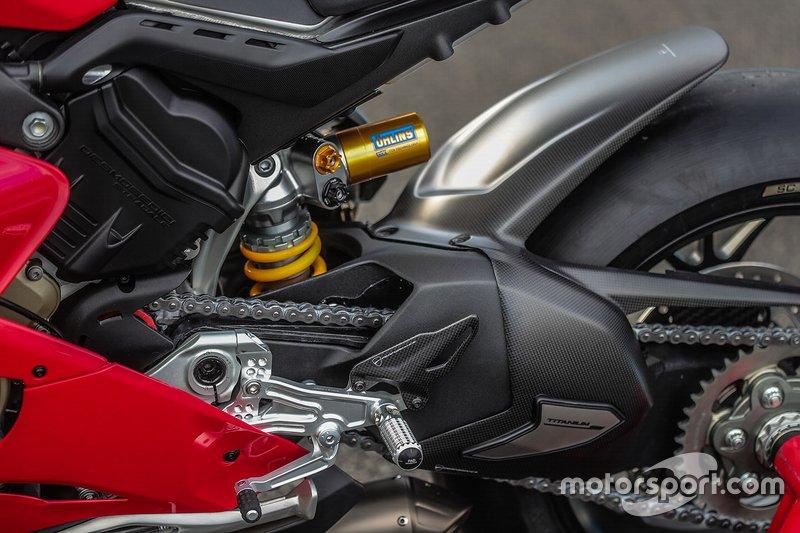 Ducati Panigale V4R, dettaglio