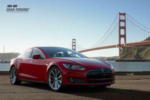 Tesla Motors Model S Signature Performance '12