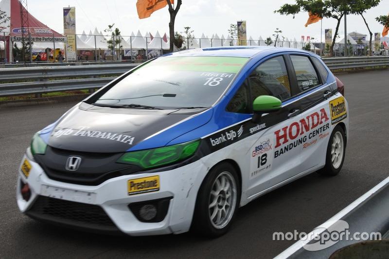 Fitra Eri, Honda Bandung Center, ITCC