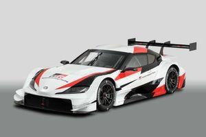 Toyota Supra Super GT concept