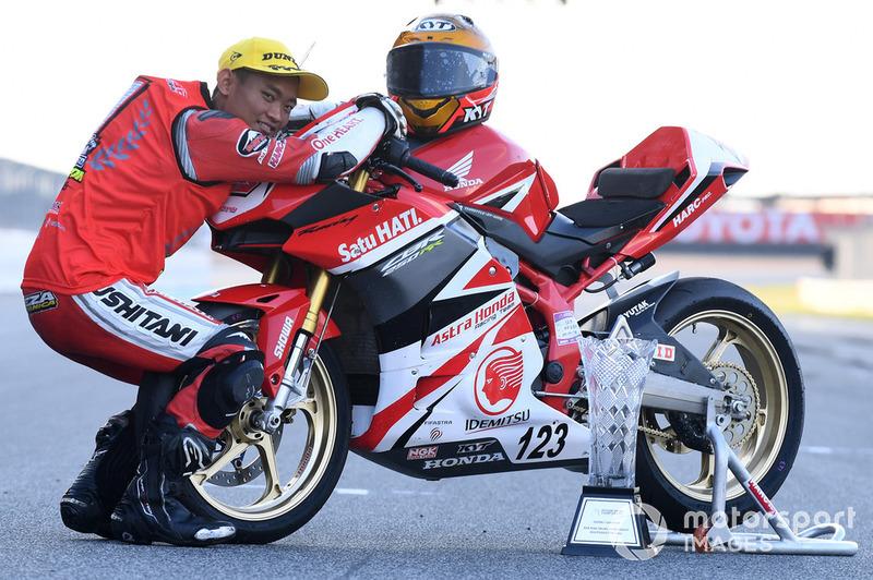 Rheza Danica, Astra Honda Racing Team