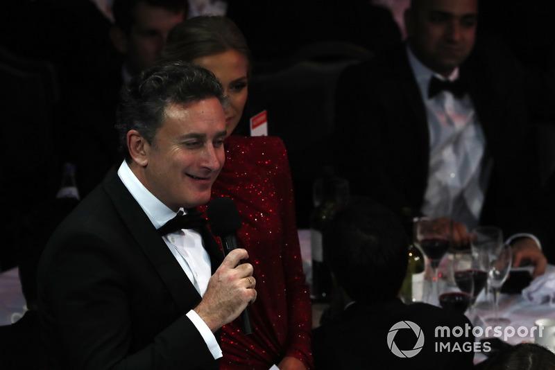 Alejandro Agag, CEO della FIA Formula E