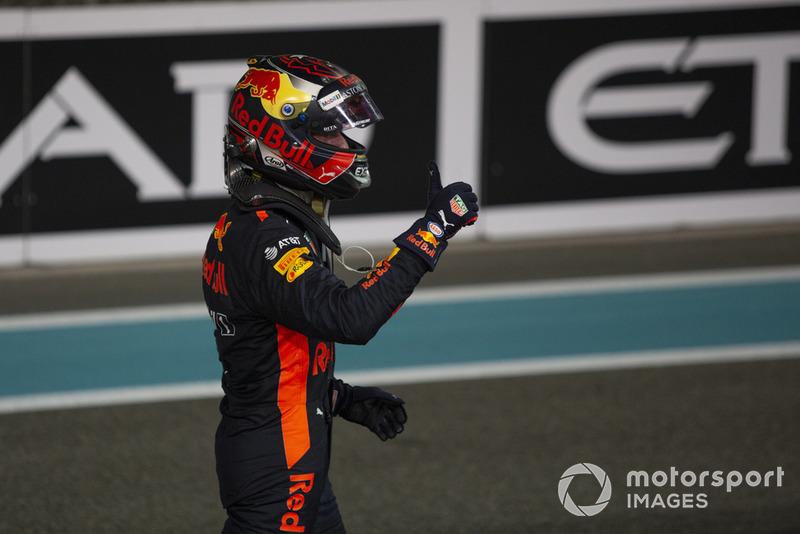 Max Verstappen - Red Bull Racing: 8 puan