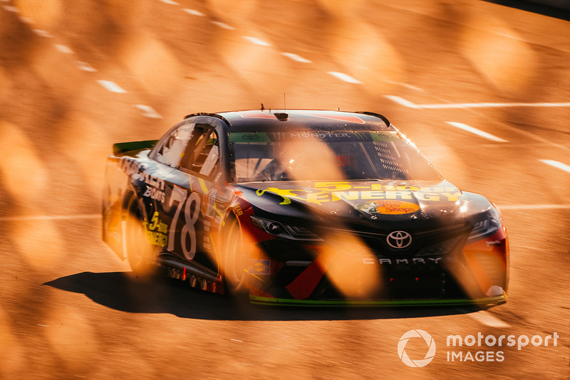 #78 Martin Truex Jr., Furniture Row Racing, NASCAR Toyota Camry